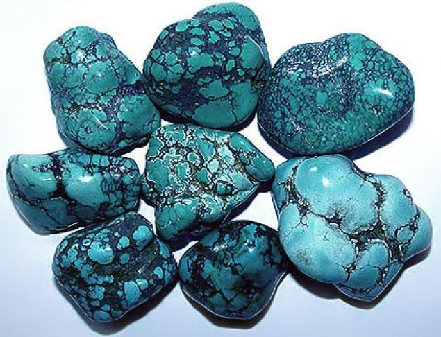 Бирюза - камень счастья