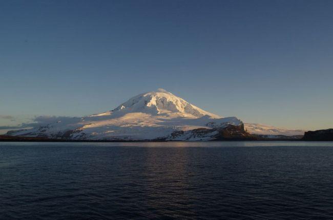 Что посмотреть на острове херд