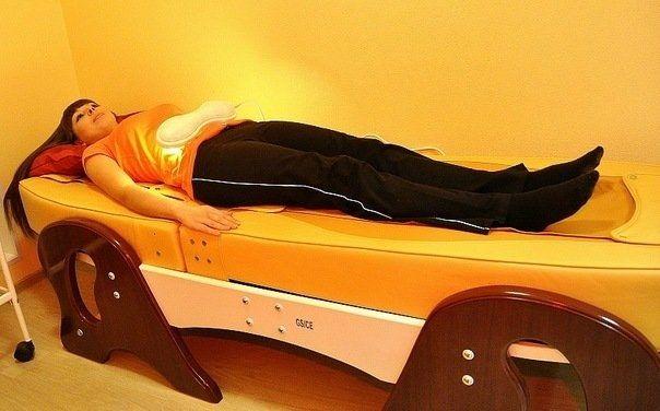 Для чего нужна массажная кровать