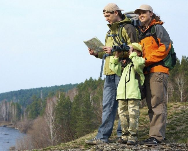 Где найти проводника для похода в горы или в лес