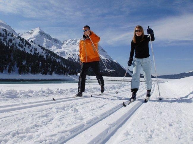 Где придумали и первыми использовали лыжи