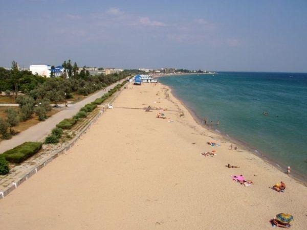Где самые чистые пляжи в крыму