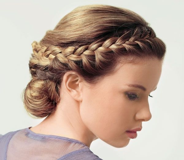 Греческая коса: как заплести самостоятельно