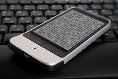 Большие дисплеи располагают к чтению электронных книг
