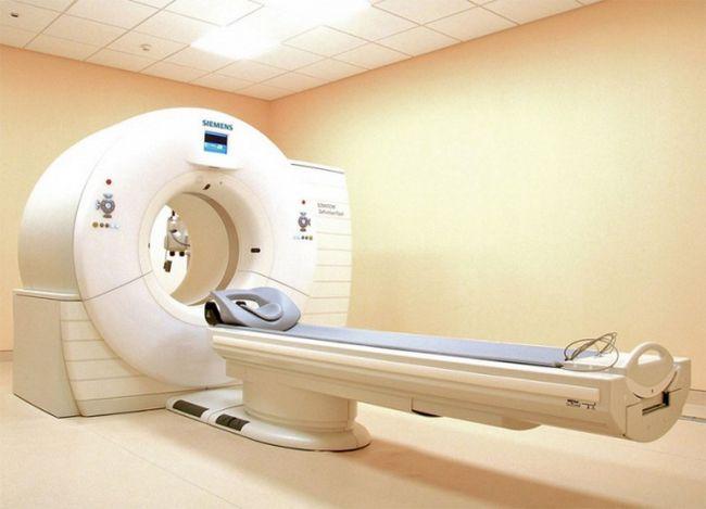 Как делают томографию