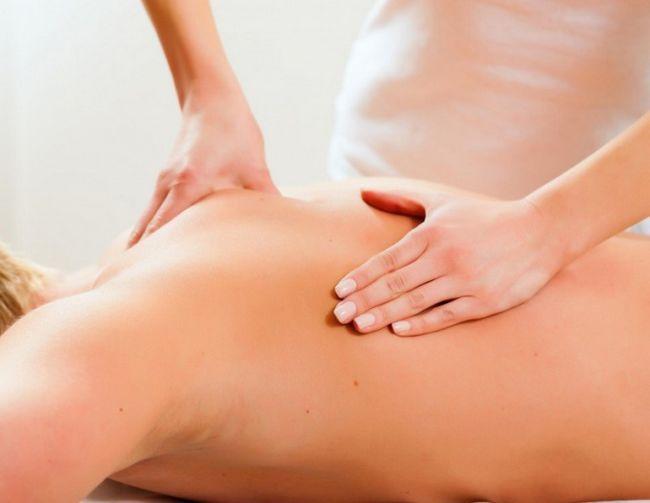 Как делать дренажный массаж