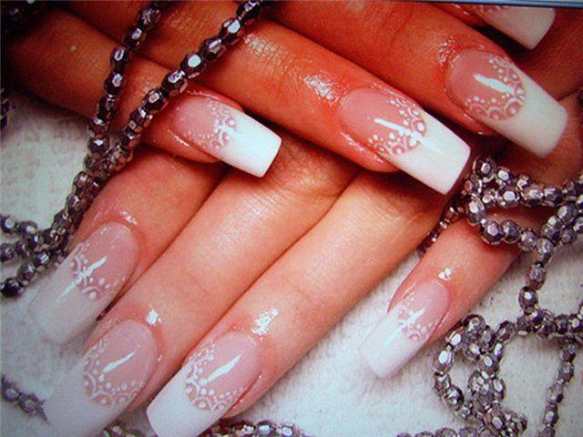 Как делать гелевые ногти