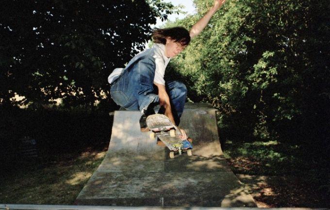 Как делать трюки на скейтах