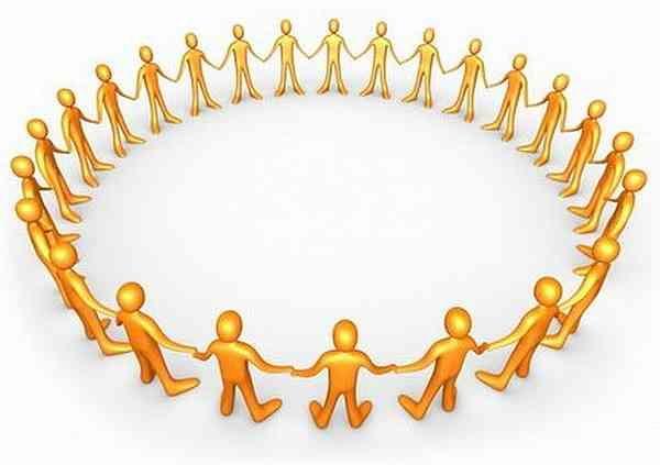 Как добавить людей в свою группу