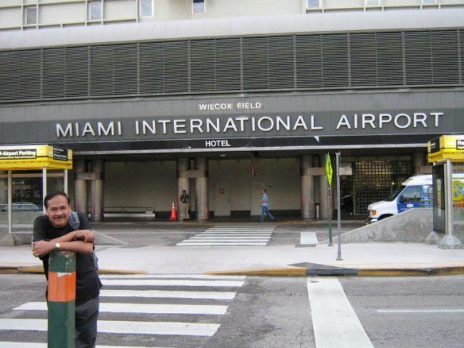 Как долететь до майами