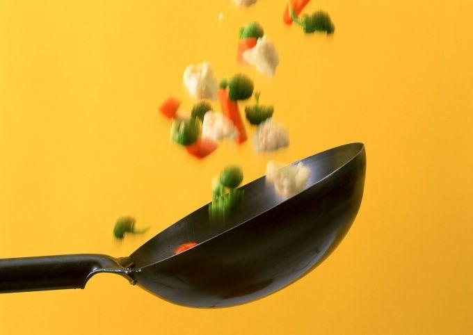 Как готовить в воке