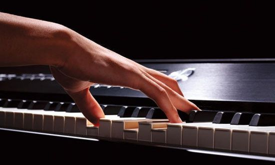 Как играть на пианино собачий вальс