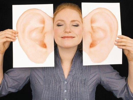 Как исправить уши