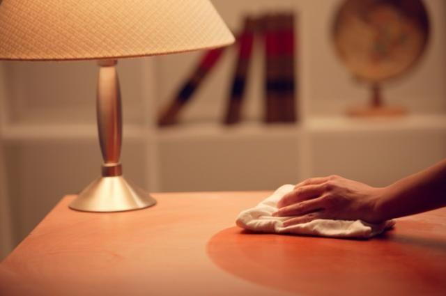 Как избавиться от пыли в помещении