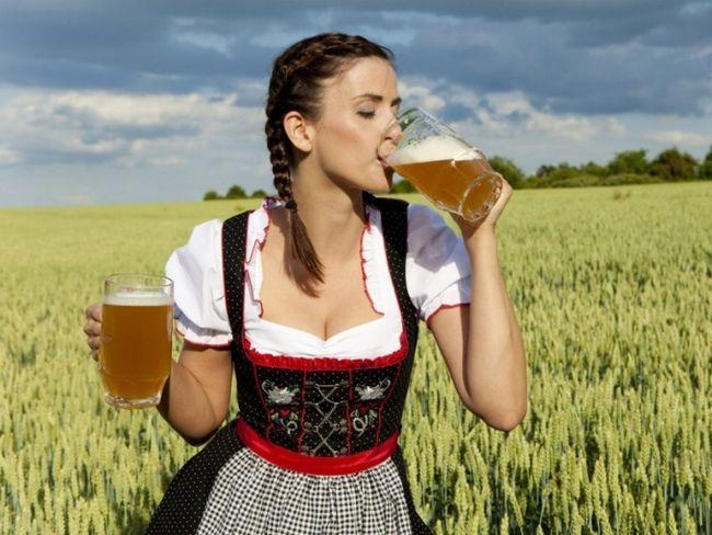 Как изготавливают пиво