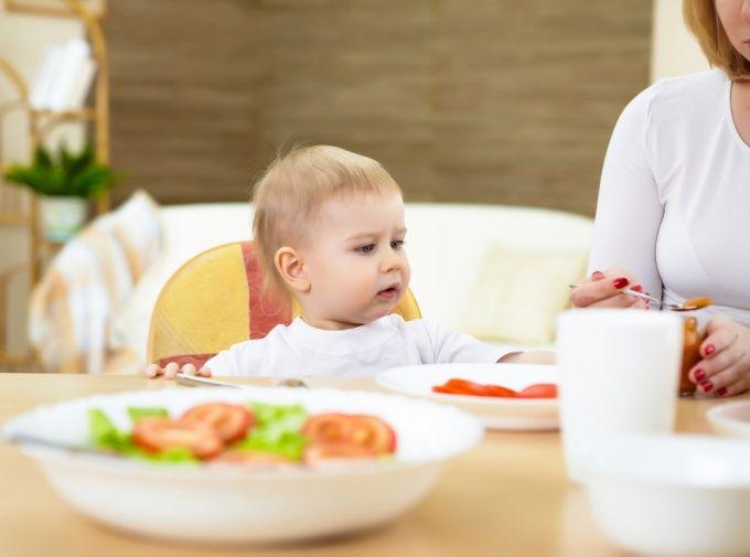 Как кормить ребенка после года