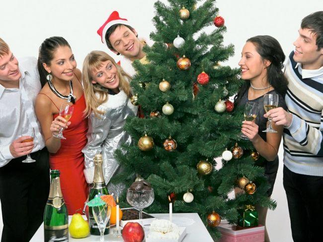 Как креативно и интересно организовать новогодний праздник