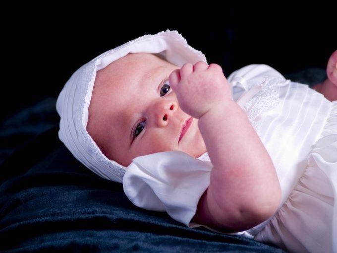 Как крестить ребёнка