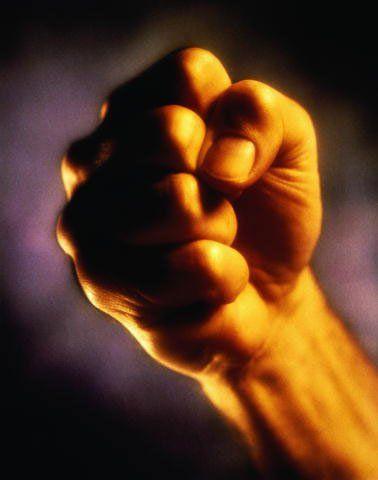Как набить кулак
