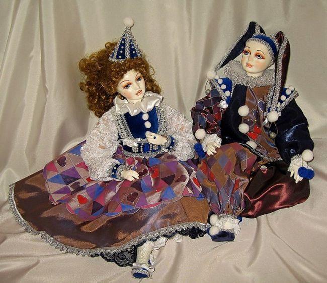 Как начинались кукольные представления