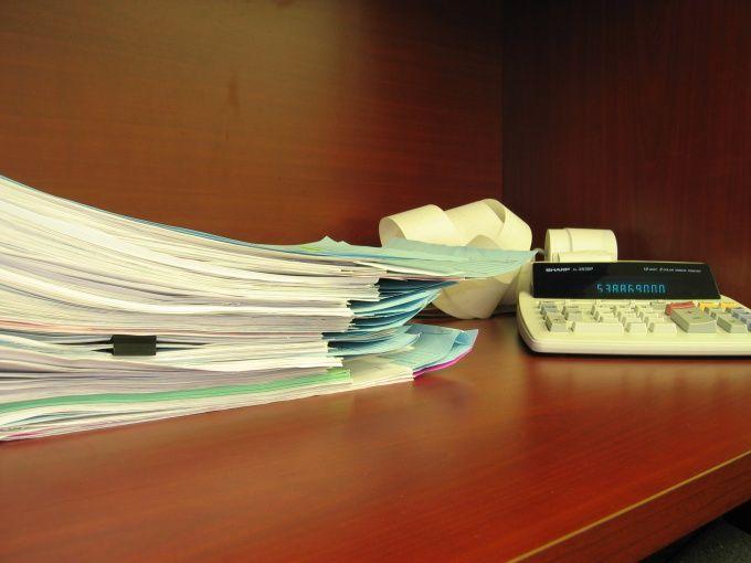 Как найти работу бухгалтера на дому