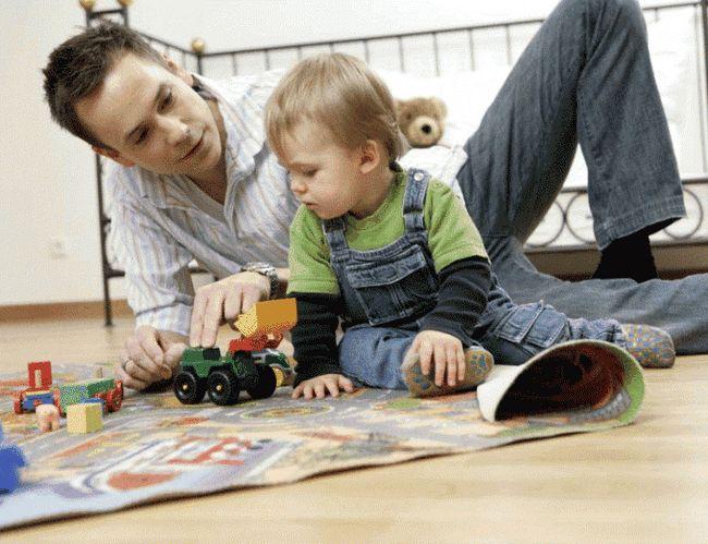 Как наладить отношение с отцом