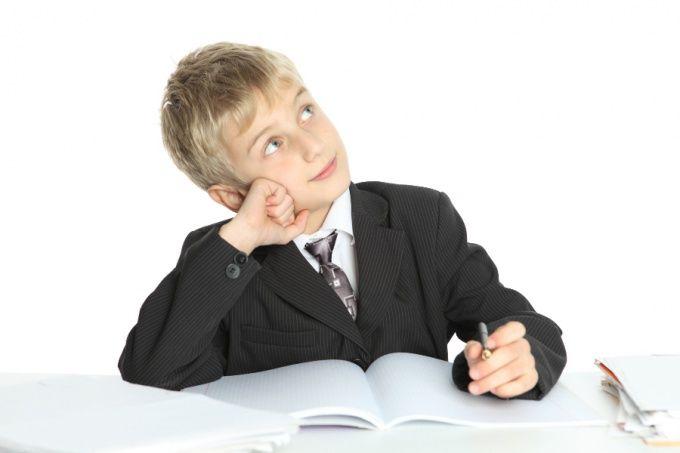 Как написать характеристику на ученика