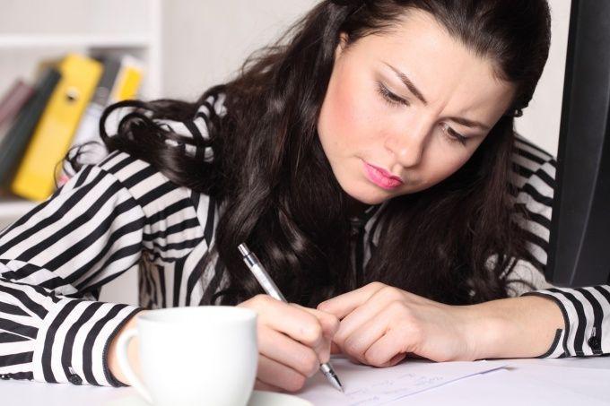 Как написать отказ от работы