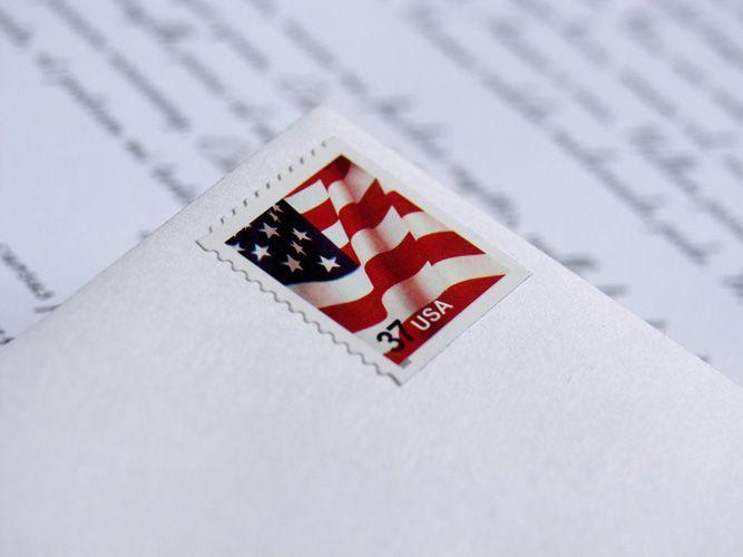 Как написать письмо на английском языке