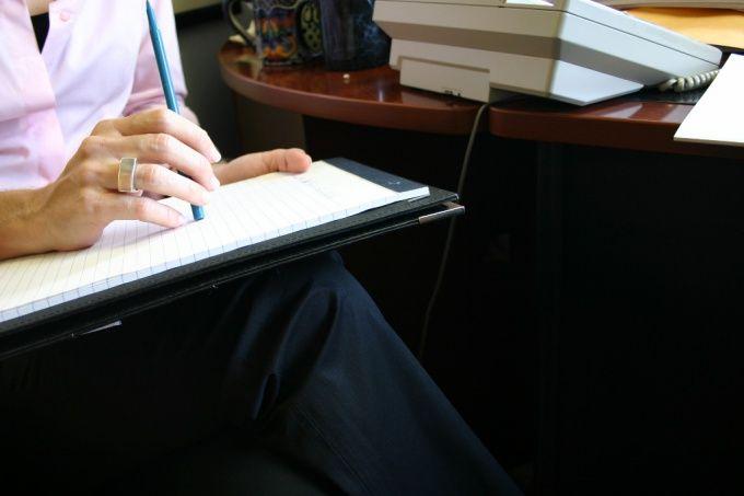 Как написать письмо в банк