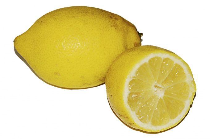 Как нарезать лимон