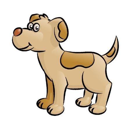 Как нарисовать красиво щенка