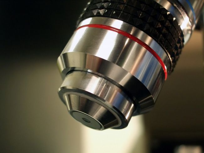 Как настроить микроскоп