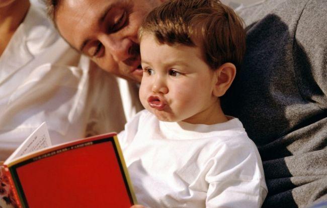 Как научить ребенка до года разговаривать