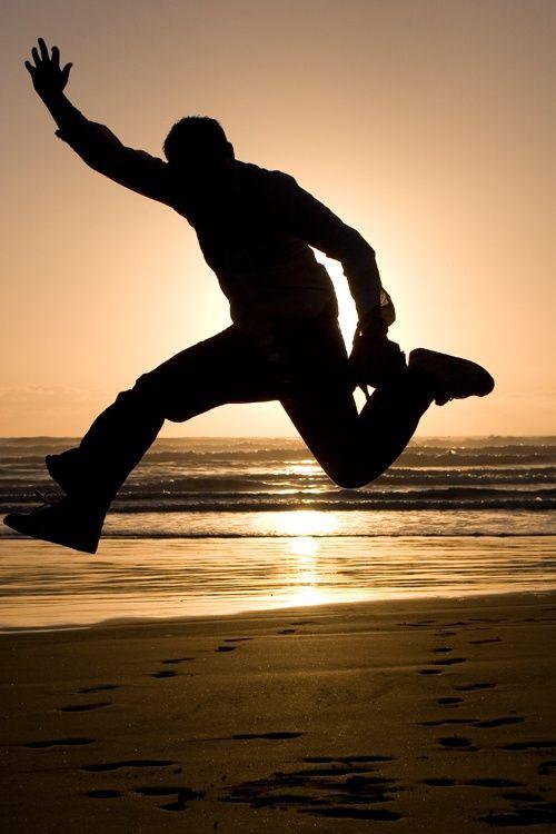 Как научиться далеко прыгать