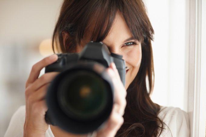 Как научиться красиво себя фотографировать