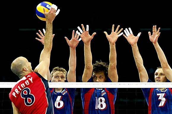 Как научиться прыгать в волейболе