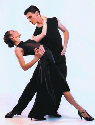 Как научиться танго самому