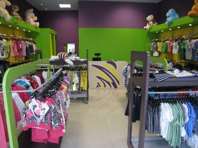 Как назвать магазин детской одежды