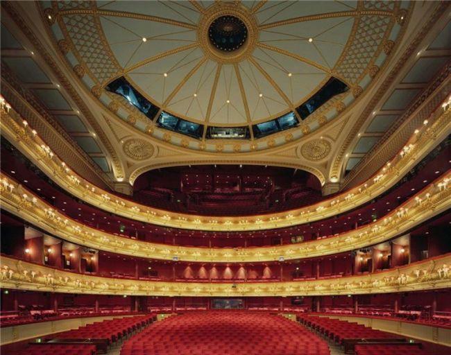 Как называются места в зрительном зале театра