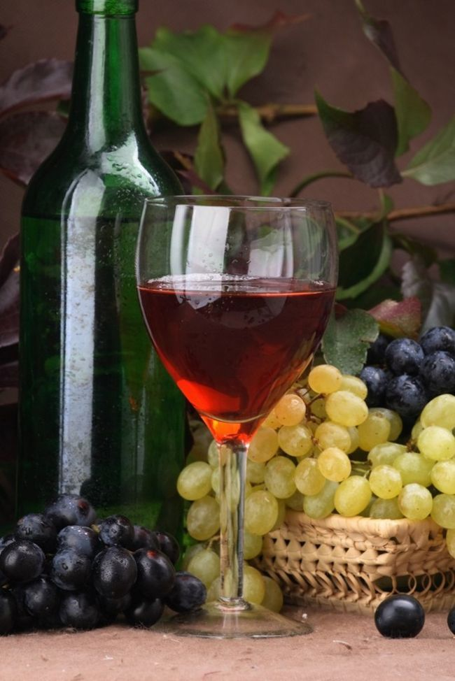 Как не купить порошковое вино