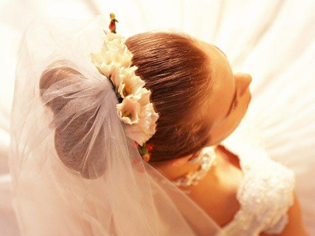 Как не ошибиться с выбором свадебной прически