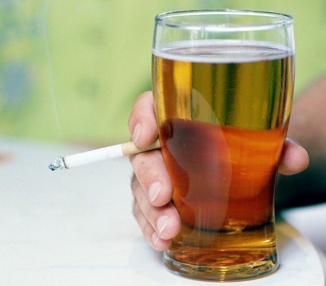 Как не пить и не курить