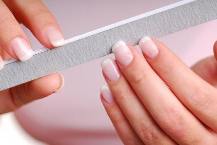 Как обработать ногти