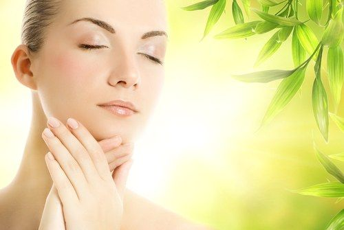 Как очищать сухую кожу