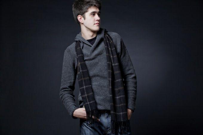 Как одеться парню