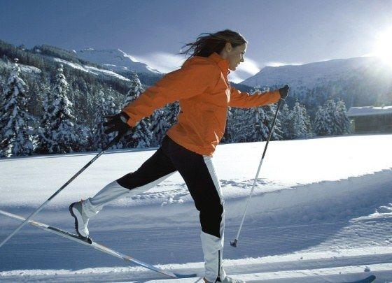 Как одеваться для беговых лыж