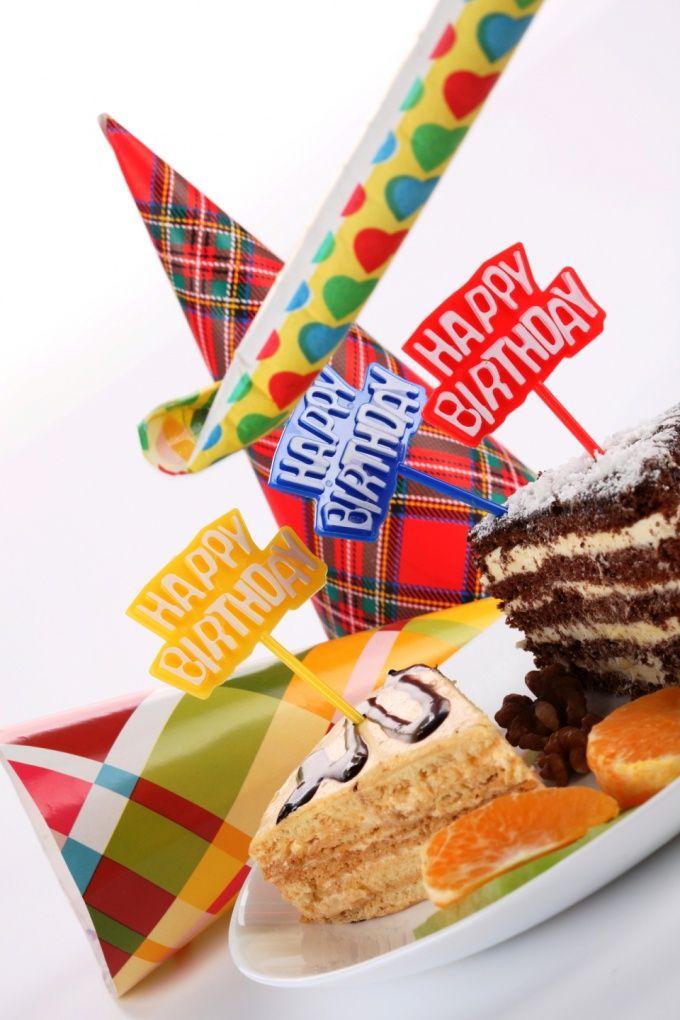 Как оформить день рождения