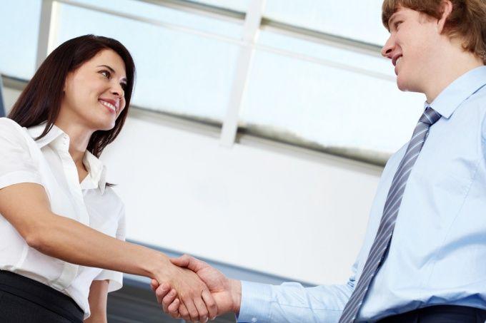 Как оформить прием на работу