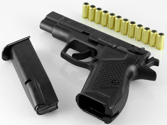 Как оформить травматическое оружие
